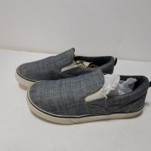 Gap boy slipons denim